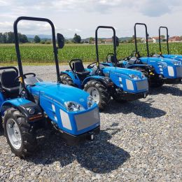 Novo u ponudi - BCS traktori, motokultivatori i kosilice